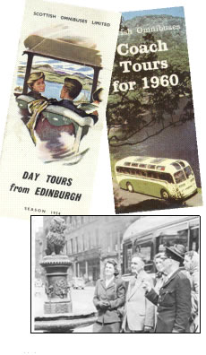 100 years of Scotland Tours