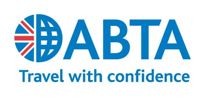 Travel with Confidence ABTA approved travel provider