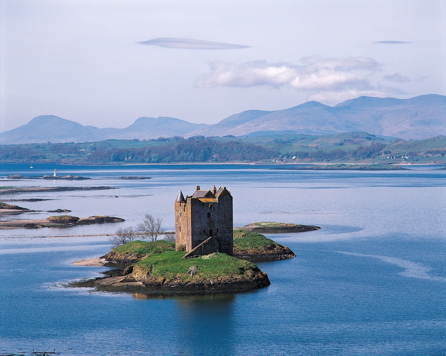 Oban, Glen Coe, West Highland Lochs and Castles