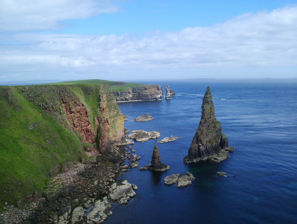 John O'Groats and the Far North