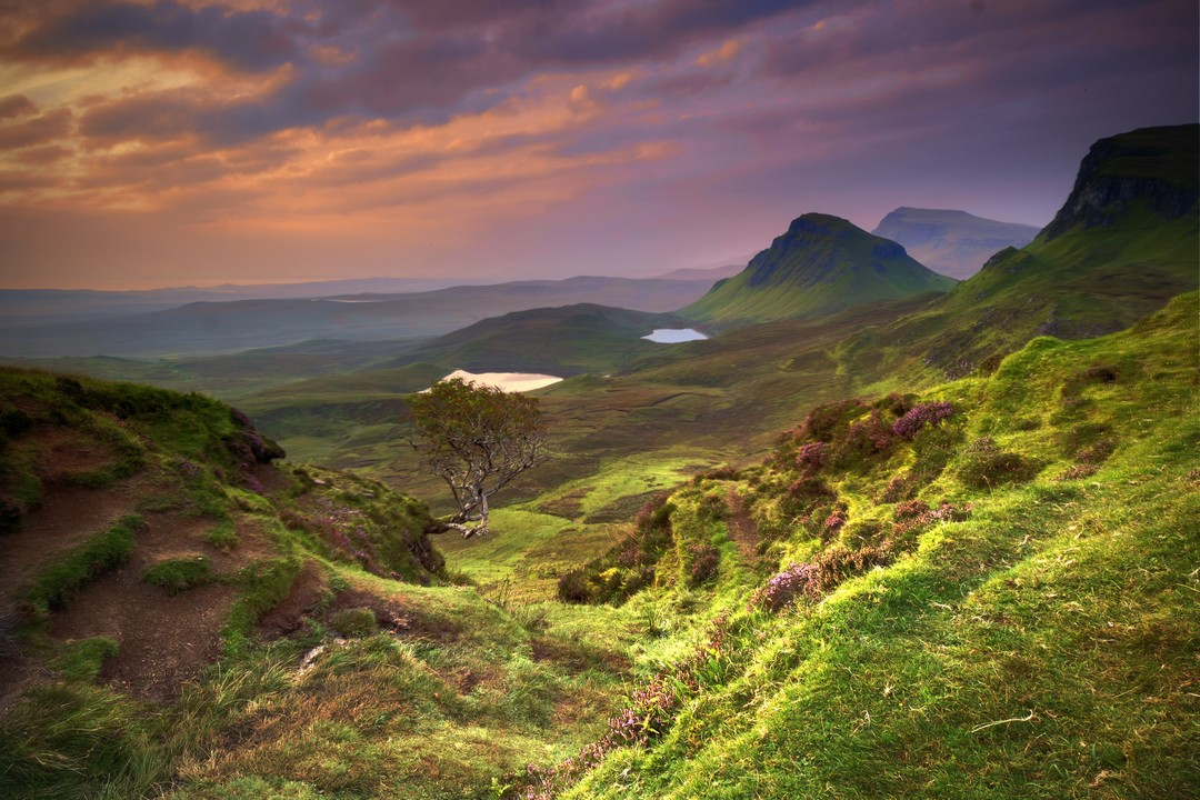 Skye and the Scottish Highlands