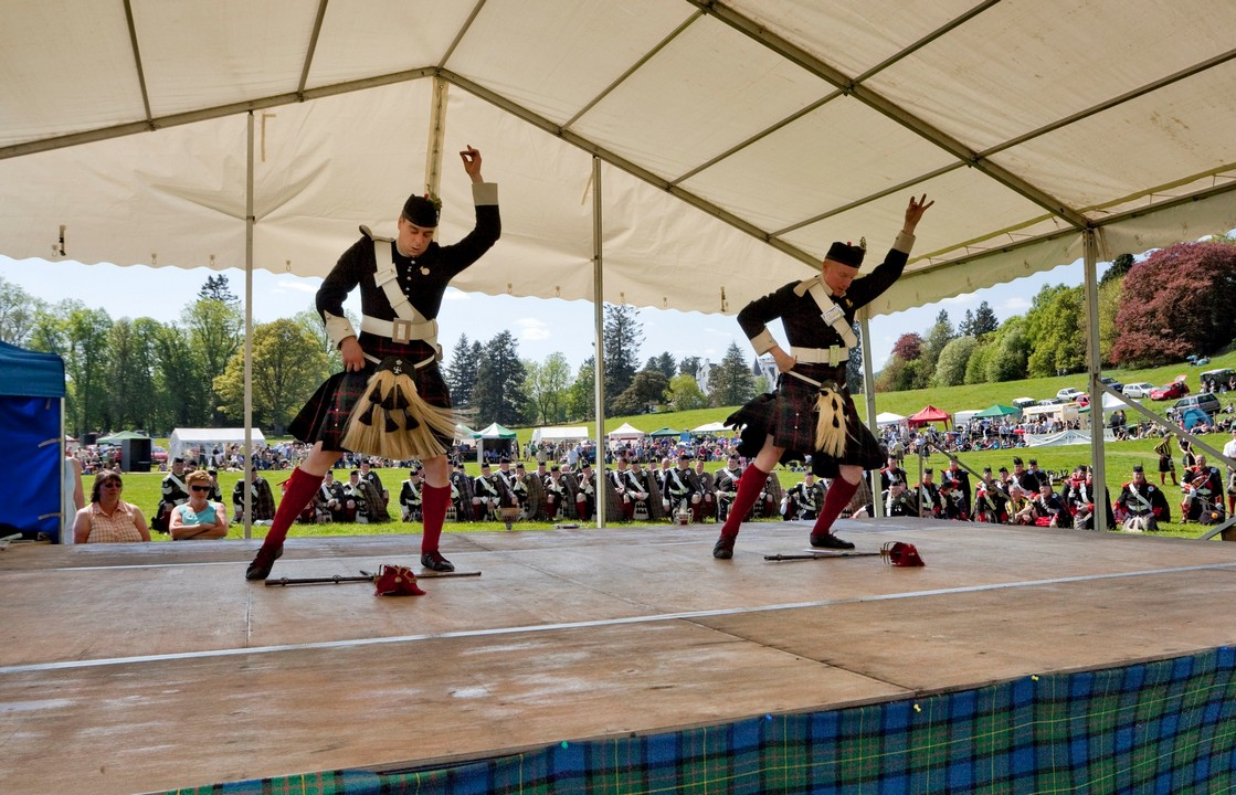 Highland Games Experience