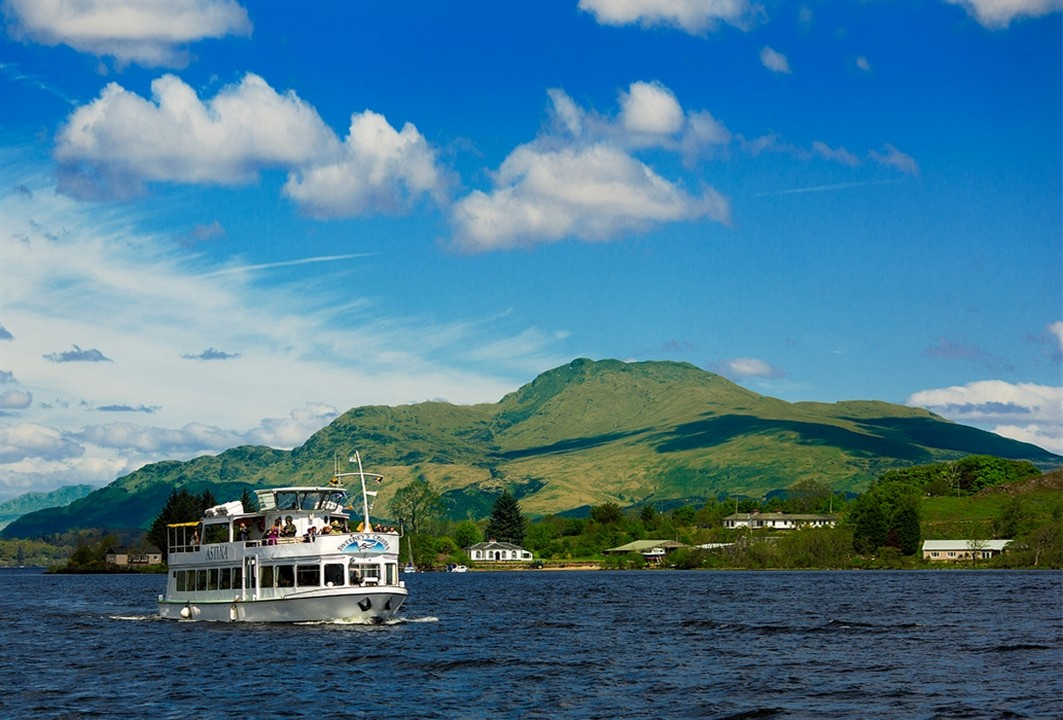 Loch Lomond, The Trossachs and Stirling Castle