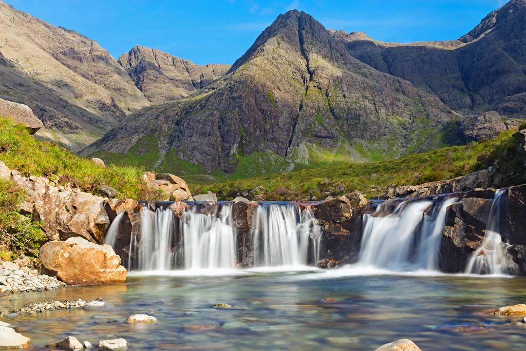 Fairy Pools, Isle of Skye