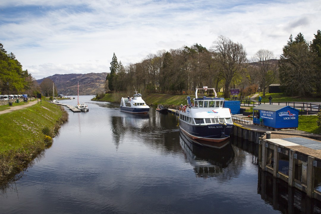 Loch Ness, The Highlands and Whisky