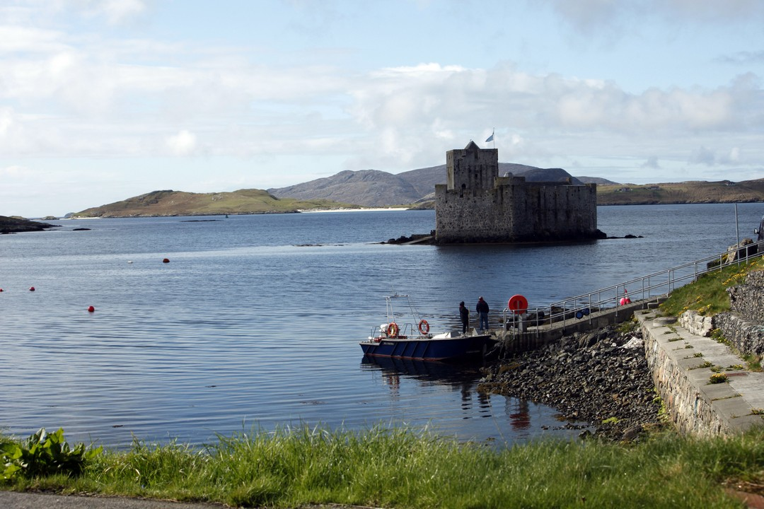 Kisimul Castle, Isle of Barra