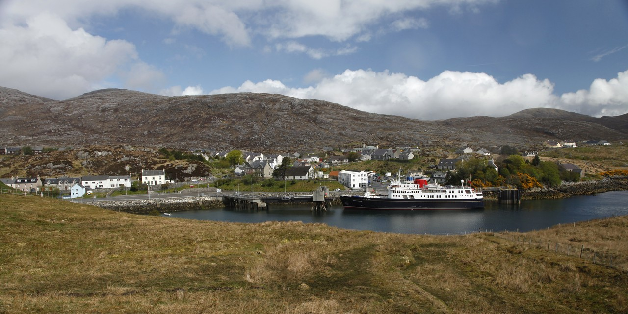 Tarbert, Isle of Harris