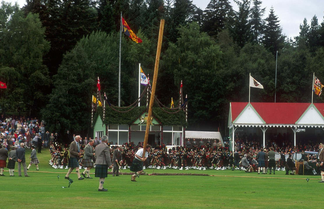 Braemar Highland Gathering
