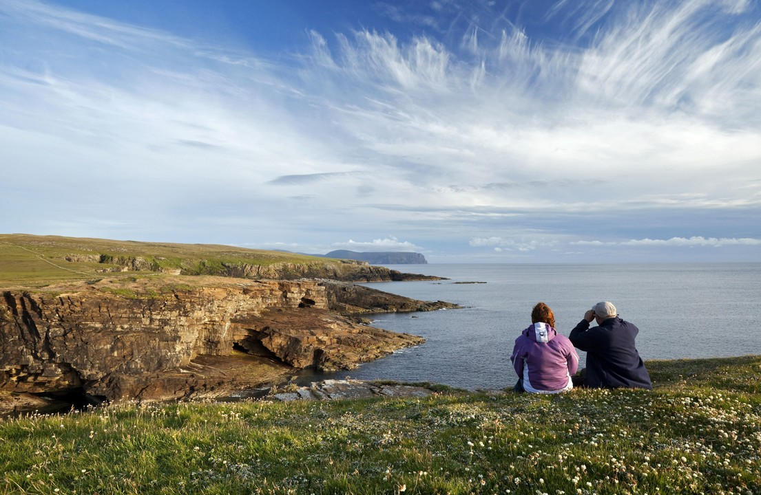 Iona, Mull, Skye and Orkney