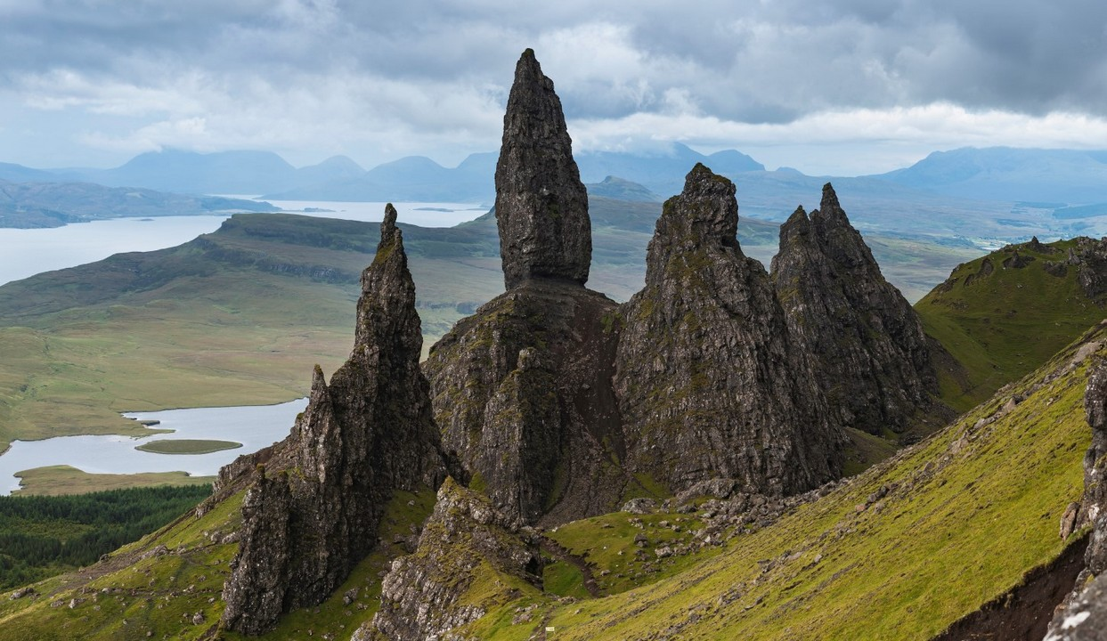 Trotternish Peninsula, Skye