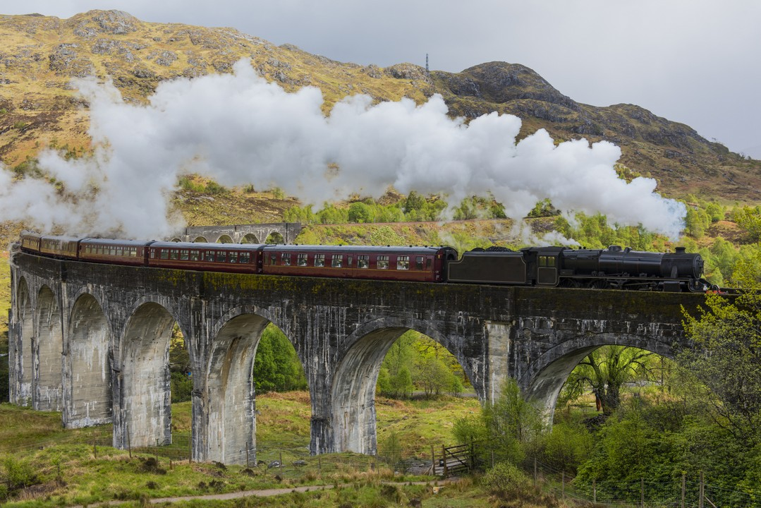 Harry Potter and the Hogwarts Express Highland Tour