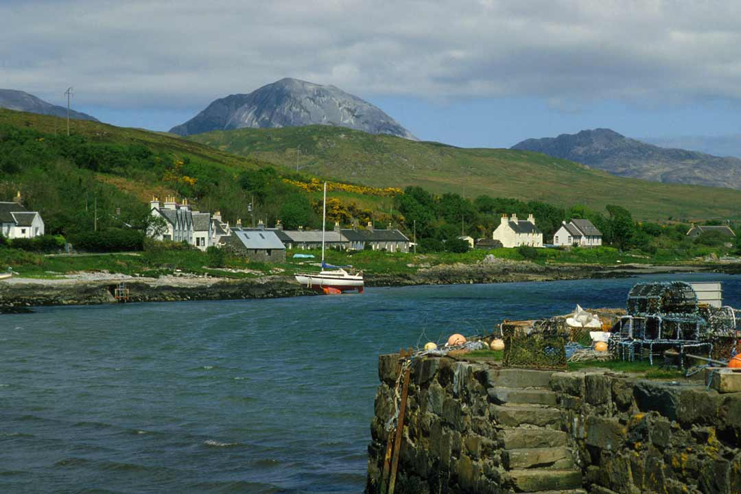 The Paps of Jura