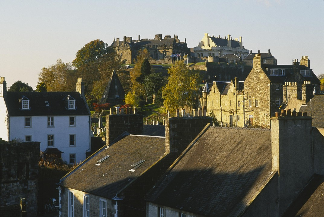 Stirling Castle and Old Town