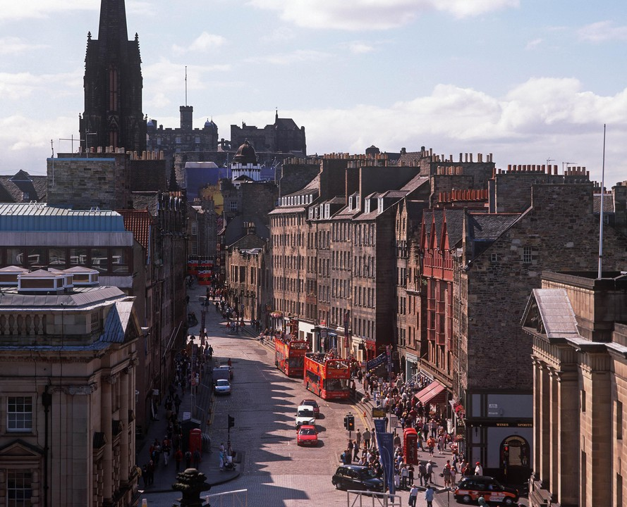Royal Mile, Edinburgh