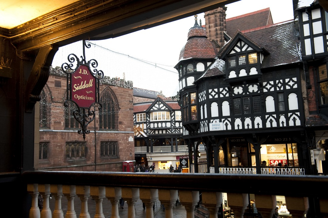 The Rows, Chester