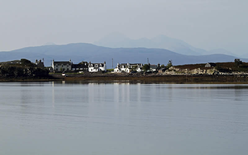 Applecross Village