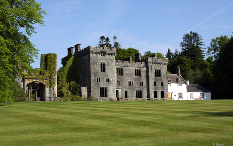 Armadale Castle Isle of Skye
