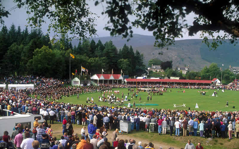 Scottish Highland Games