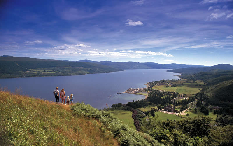 Inveraray and Loch Fyne