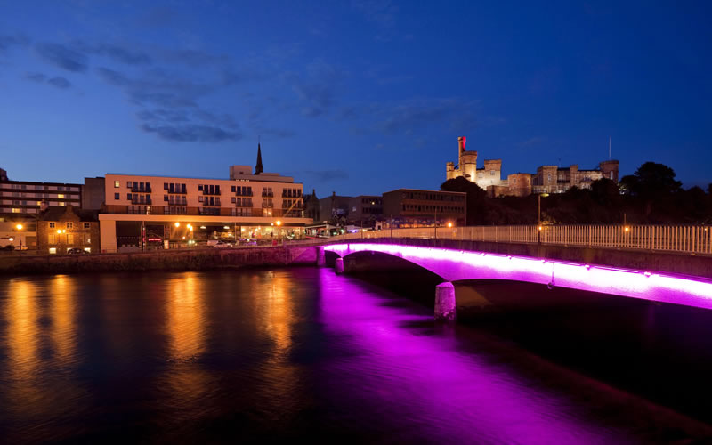 Inverness at Night