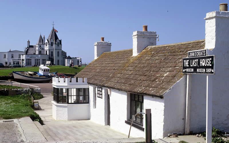 Inverness To John O Groats Tour