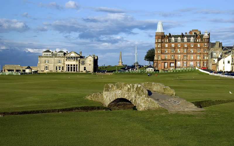 St Andrews from Scottish Tours