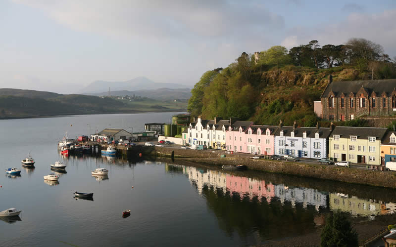 Day Tours From Portree