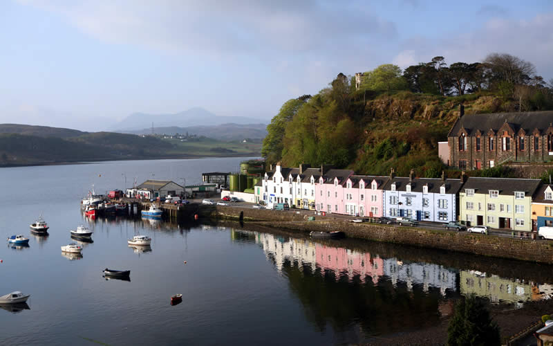 Tour Scotland And Visit The Inverness Skye And The