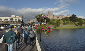 Inverness, Skye and the Highlands - Glasgow