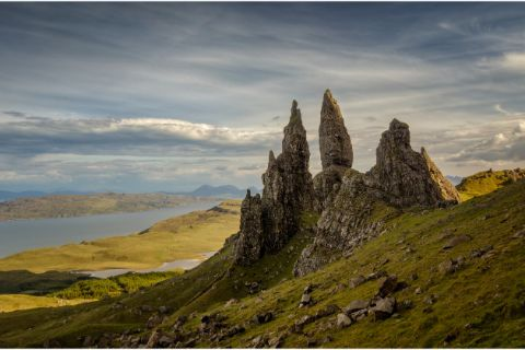 Trotternish Peninsula - Isle of Skye