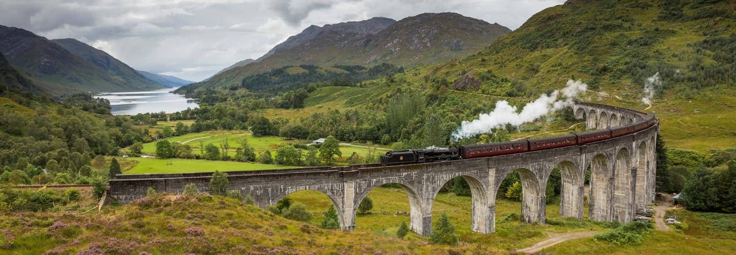 Jacobite Steam Train - Hogwarts Express