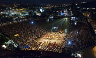Edinburgh Tattoo Experience