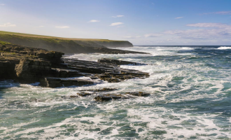 North Coast 500 and the Orkney Islands