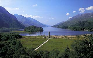 Glenfinnan, Eilean Donan Castle and the North West Highlands