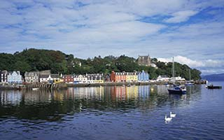 Oban, Mull and Iona Small Group Tour