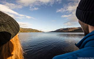 Loch Ness and the Highlands of Scotland with hotel pick-up