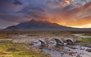 Isle of Skye and the Outer Hebrides